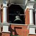 Bells on the Spasskaya tower of the Moscow Kremlin