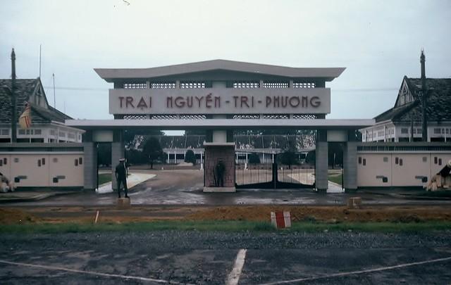 Trại Nguyễn Tri Phương, Đà Nẵng - Captain Warren Kent's Pictures