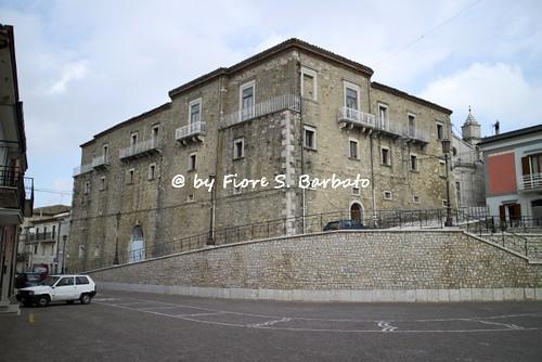 Castelvetere in Val Fortore (BN), 2017, Palazzo Marchesale.