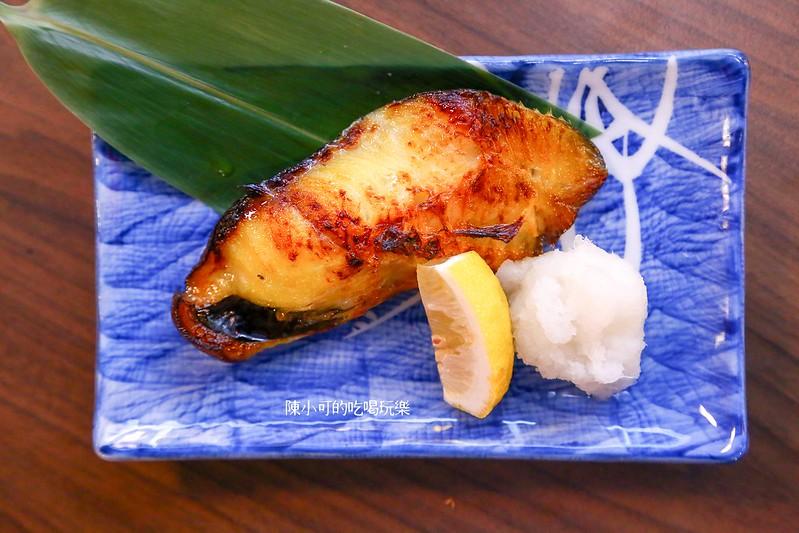 台北市中山區- 庄屋海鮮居酒屋鱈魚西京燒