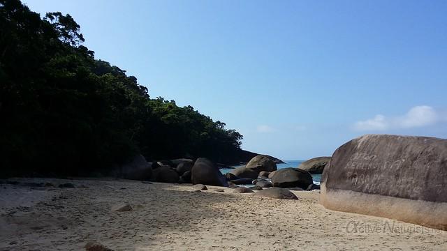 naturist beach 0003 praia Brava de Trinidade, Rio de Janeiro, Brasil