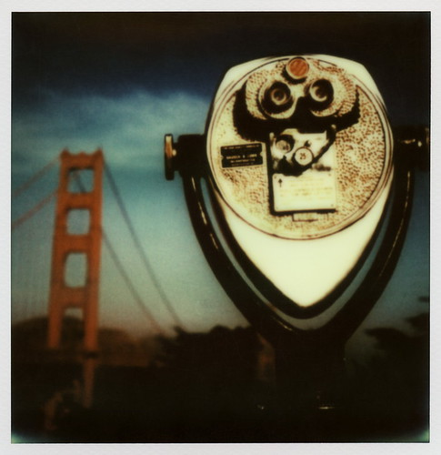 california ca bridge toby color film 35mm project binocular polaroid gold golden high lab gate san francisco kodak bokeh quality royal contax tip 25 only instant g1 hancock protection quarters rz 680 impossible the lomb px bausch colorshade theimpossibleproject px680 tobyhancock impossaroid