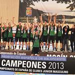 JUN Joventut Campeón de España