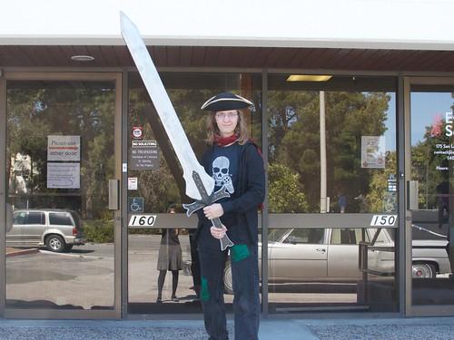 Cosplay Sword 4