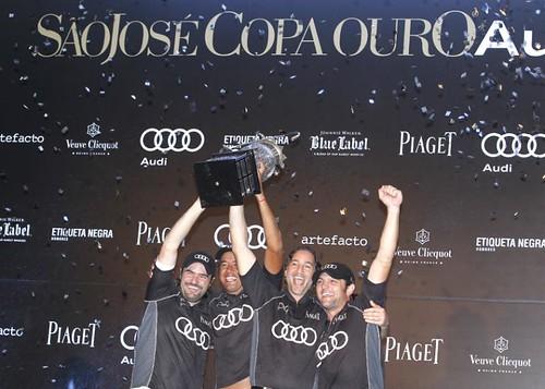 Copa Ouro Audi 2013