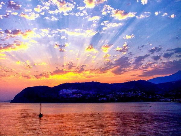 Andalucia Sunset