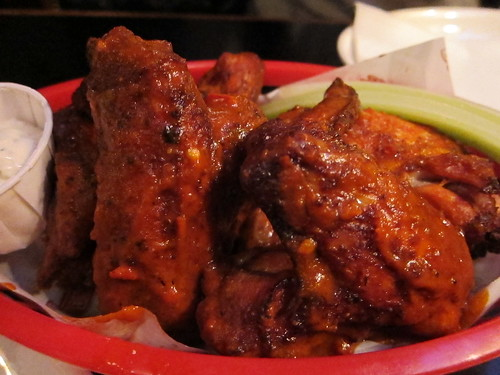 Bodeans - Buffalo wings