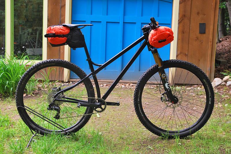 Bike Packery