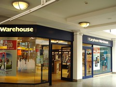 Picture of Carphone Warehouse, 124-125 Whitgift Centre