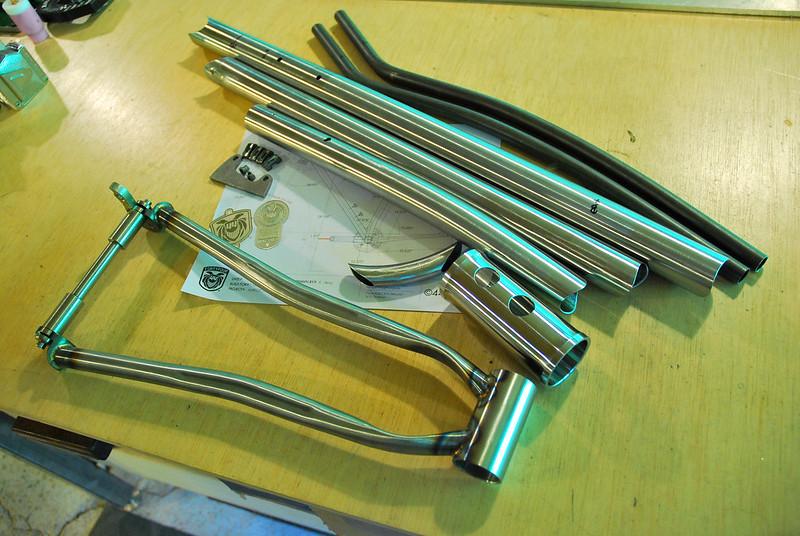 Francois's 650b Pieces-parts