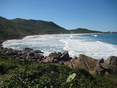 Praia da Galheta by TheTurducken