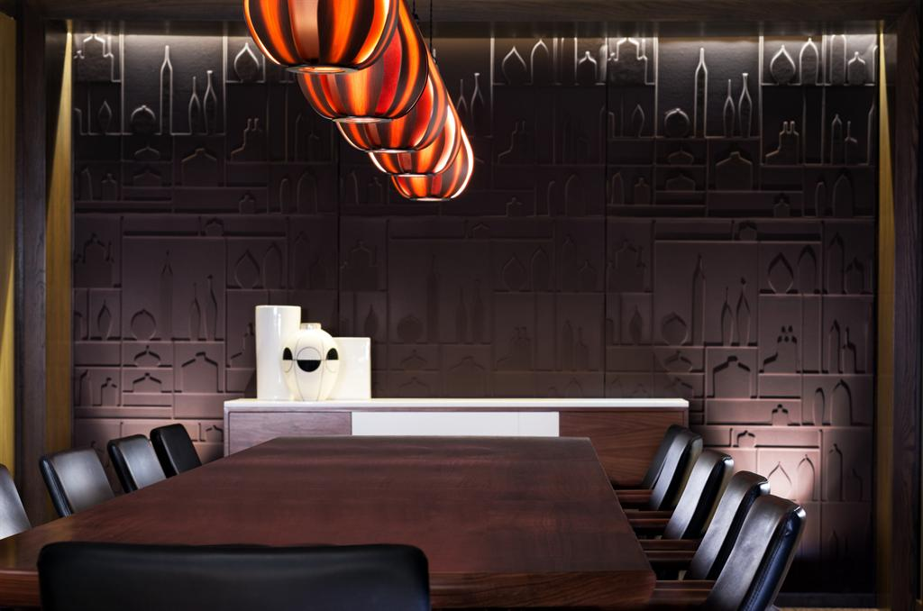 Le meridien atlanta perimeter private dining room flickr photo sharing - Private dining room atlanta ...
