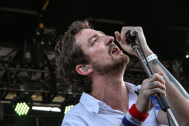 TURF 2013: Frank Turner & The Sleeping Souls, July 6 @ Fort York