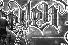 #Seven 'Seven Thirteen Kings' - Houston Graffiti - GraffAlot Show 06/2013 - 010