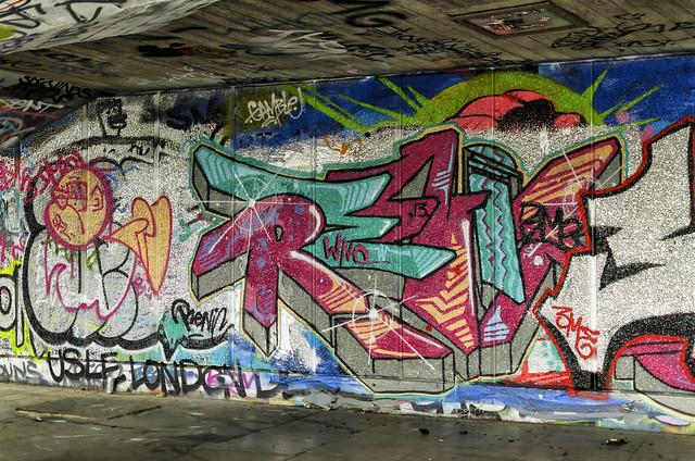 Undercroft Skate Park, Southbank