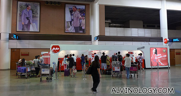 AirAsia dominates Don Mueang Airport