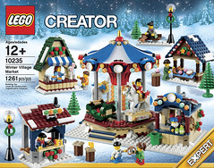LEGO 10235 Winter Village Market