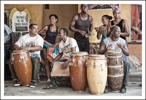 muziek in Trinidad by hans van egdom