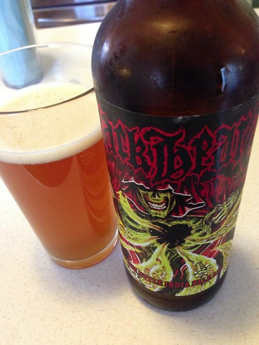 3 Floyds Backhearted English Style India Pale Ale