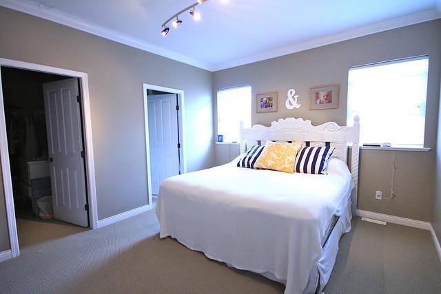 Master Bedroom - August 2013
