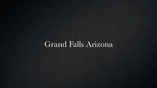 Grand Falls Arizona [Explored]
