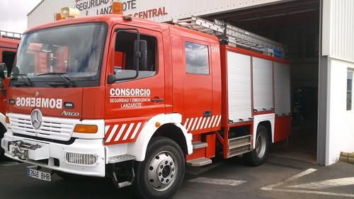 Bomberos de Canarias. 9612129521_484cfa51e0
