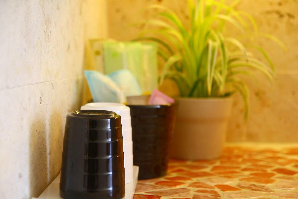 浪漫海景雙人房洗手台IMG_5946