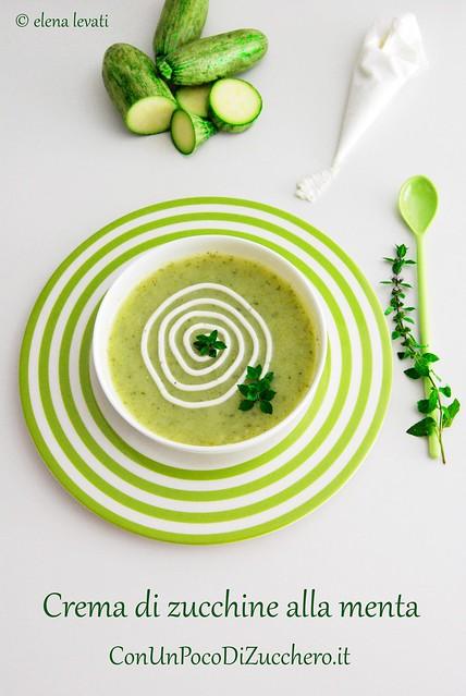 Crema di zucchine 1 br