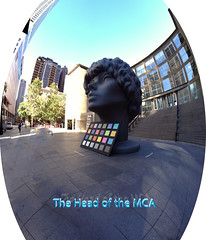 "the ""Head of the MCA"" by doug.siefken"