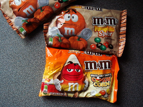 Halloween Limited Edition M&Ms