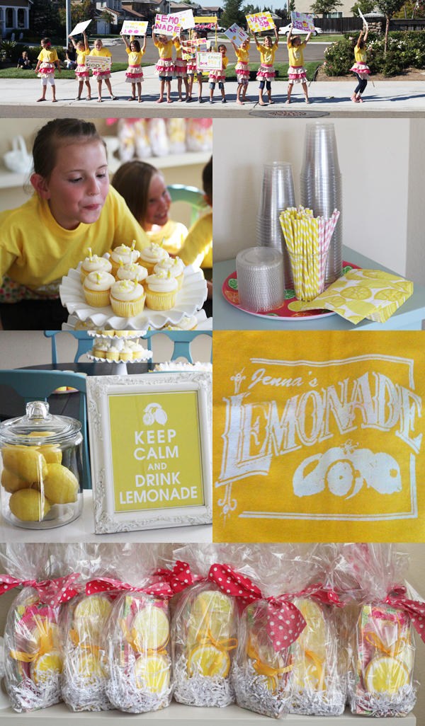 lemonade party 4