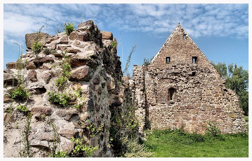 germany buch deutschland ruins decay saxony ruin monastery sachsen cistercian remnants kloster mulde zisterzienser klosterbuch zisterzienserkloster leisnig muldental czornebohphoto