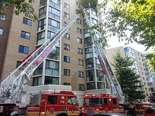 Fatal Fire in Silver Spring