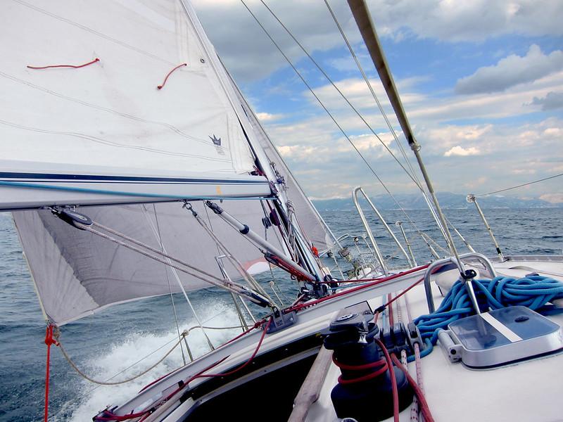 Sailing @ Saronikos
