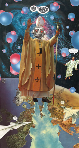Rise of the Robo-Pope by What Would Jesus Glue?