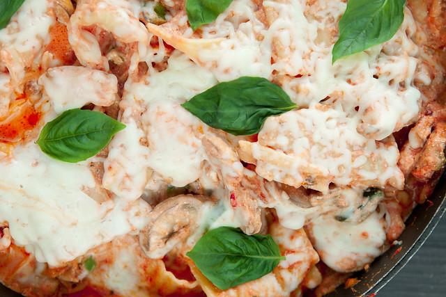 Easy Cheesy Lasagna SkilletIMG_7430