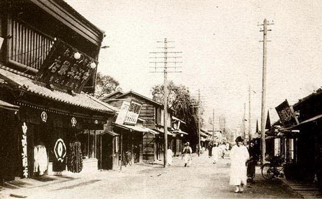 1920s chuniljeongtong jeongdong(1)