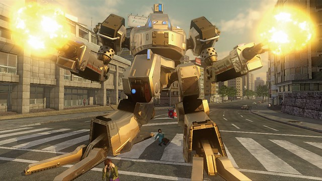 Earth Defense Force 2025, 02