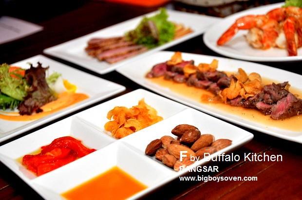 F by Buffalo Kitchen 5