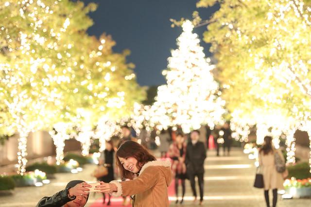 恵比寿ガーデンプレイス イルミネーション 2013