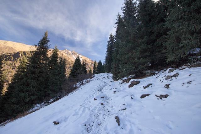 Kyrgyzstan: Surprisingly Snowy