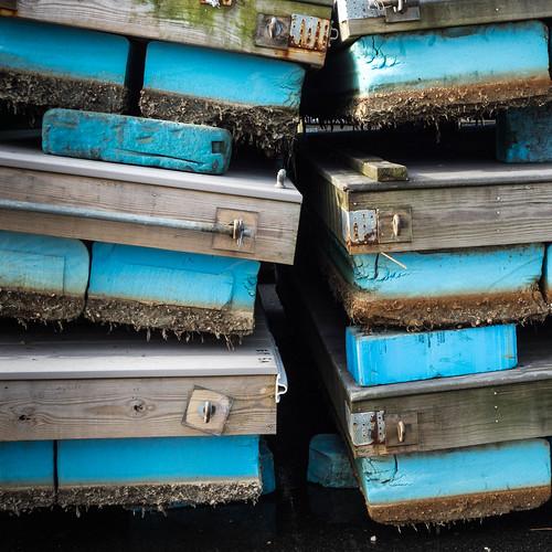 Piled Docks - Barnstable Harbor