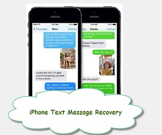 how to retrieve text messages from iPhone