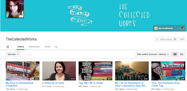 uk lifestyle blog vivatramp books booktube thecollectedworks
