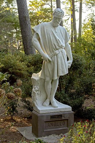Michelangelo di Lodovico Buonarroti Simoni by bahayla