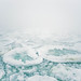 Lake Michigan // Winter by ZacharySnellenberger