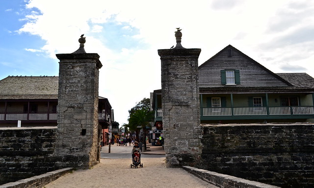 City Gates of St. Augustine, Florida - Educational Travel