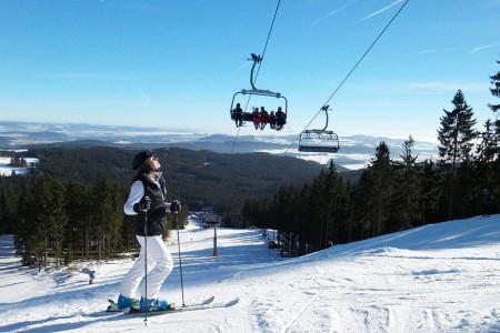 SNOW tour 2013/14: Lipno, Hochficht, Sternstein – zdaleka nejen pro rodiny