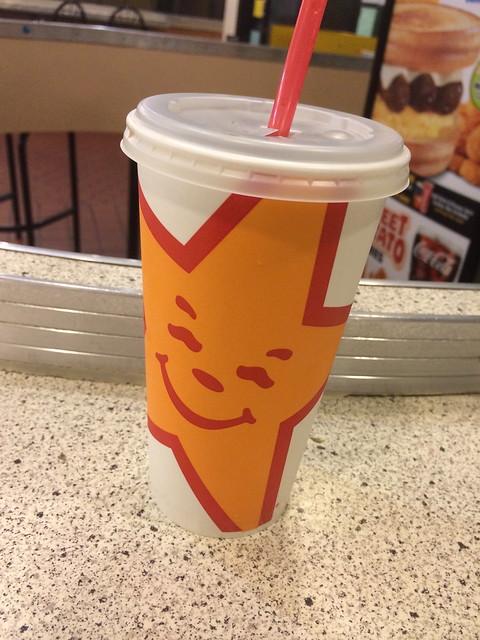 Diet Coke - Carl's Jr.