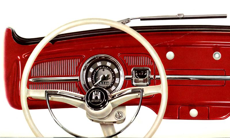 Volkswagen 1963 - Dashboard